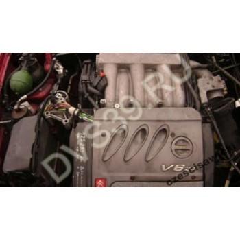 Двигатель 3.0 V6 Citroen C5 PEUGEOT 406 PEUGEOT 607