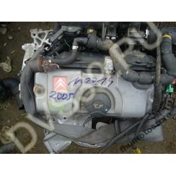 Citroen C2 1.4 Бензин 05r Двигатель