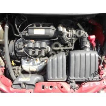 Двигатель DAEWOO MATIZ 0.8 0,8 2003r ROBCAR