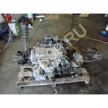 CITROEN C2 1,1 2007r Двигатель C3 SAXO 206 12.000km