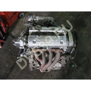Honda Accord Prelude Двигатель H22a 167 тыс.км