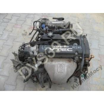 Honda Accord Prelude Двигатель H22a5 155 тыс.км