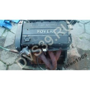 ROVER 400 420 Двигатель Бензин