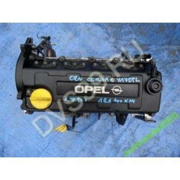 OPEL CORSA C TIGRA COMBO Двигатель 1.7 DI Y17DTL