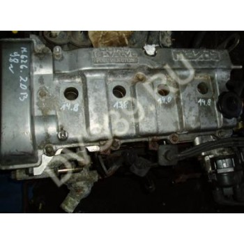 MAZDA 626 2,0 97R - Двигатель 85 kW