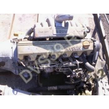 Двигатель NISSAN patrol y60 RD 2,8 2.8 D