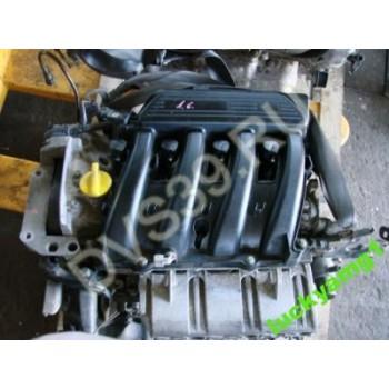 LAGUNA II 1.6 16V Двигатель