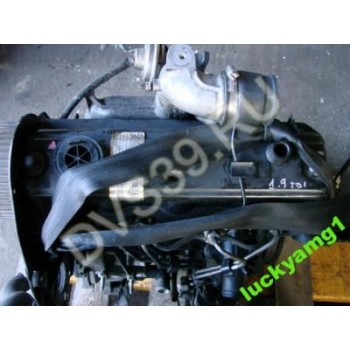 VW GOLF VENTO PASSAT 1.9 TD Двигатель