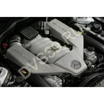 MERCEDES 63 AMG Двигатель