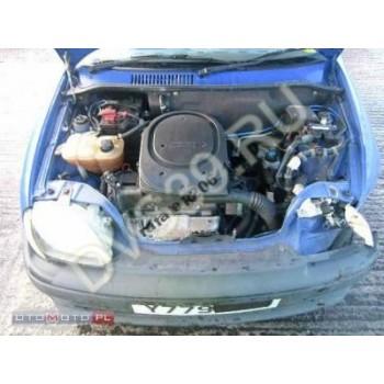 FIAT SEICENTO PANDA Двигатель 1100 MPI