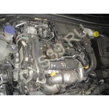 Citroen C3 2011 Двигатель