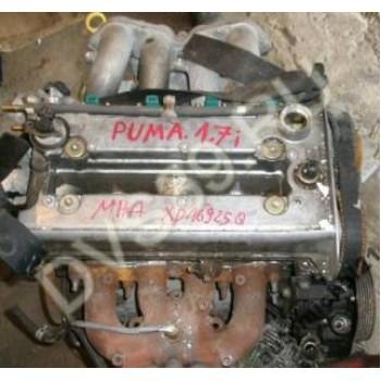 Ford Puma 1.7 MHA XD169  Двигатель 96tys