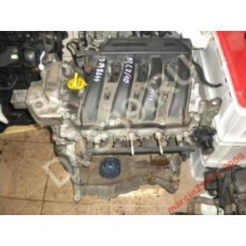 clio kango scenic Двигатель 1.4 16V K4JC710