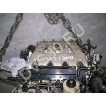 Двигатель renault 2.2 diesel laguna safrane .
