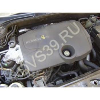 LAGUNA 2-05R.Двигатель 1.9DCI F9Q 1 758