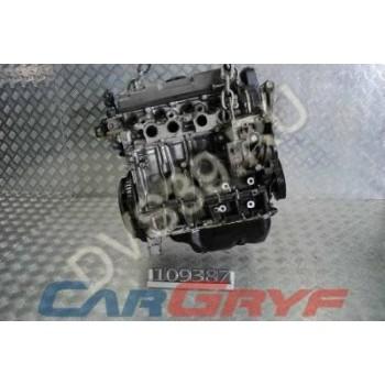 PEUGEOT 206 1.1 1,1 Двигатель  10FP6G