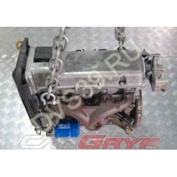 FIAT SIENA Двигатель 1.2 1,2 8V 178B5000 178B5.000