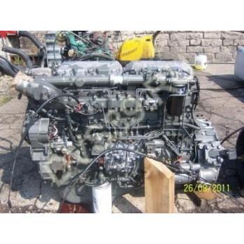 DAF XF Двигатель 430 KM EURO 2 2001R.