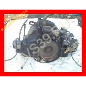 Fiat Cinquecento 700 Двигатель