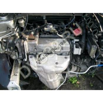 FIAT PANDA 1,2 1.2 Двигатель 25.000KM