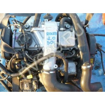Двигатель ROVER 2.0 SDI 220 420 620