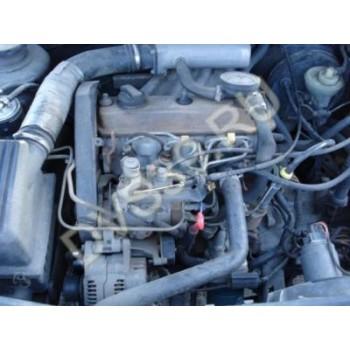VOLKSWAGEN GOLF III 1993 1,9 DIESEL Двигатель