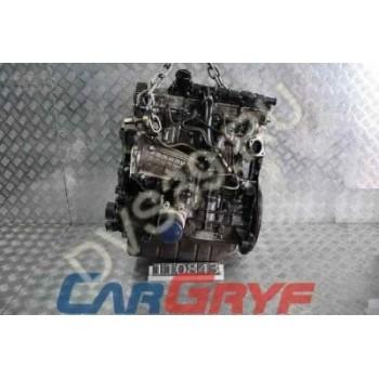PEUGEOT 206 1.9 1,9 DW8 Двигатель diesel WJZ
