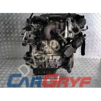 PEUGEOT 206 1.4 1,4 HDI Двигатель diesel 8HX
