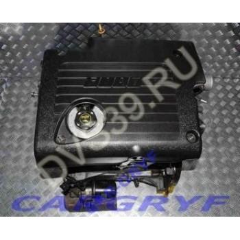 FIAT MAREA Двигатель 1.9 1,9 JTD 182A8000