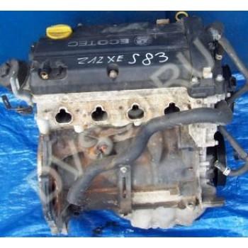 OPEL AGILA CORSA C 1.2 16V Z12XE Двигатель