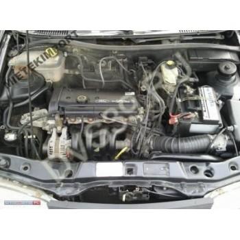 Двигатель FORD FIESTA 1.25 16V ZETEC DHA MAZDA 121