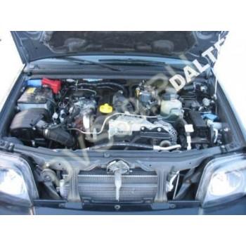 Двигатель SUZUKI JIMNY JIMMY 1.5DDIS 86KM 2007R