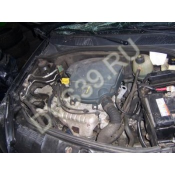 Renault Clio II THALIA Kangoo 1,4 8v Двигатель 2003r