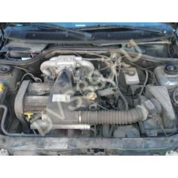 ESCORT Двигатель 1.6 DOHC 93r.