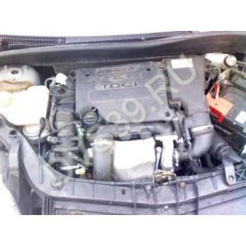 ford fiesta fuzion focus Двигатель 1600 tdci