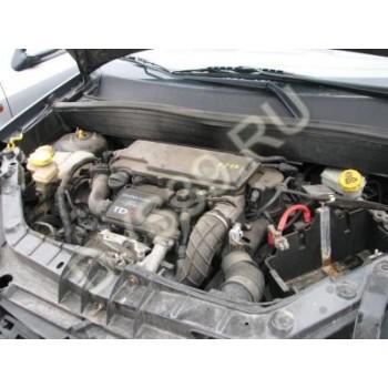 FORD FUSION Двигатель 1,4 TDCI