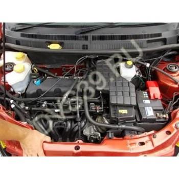 Двигатель 1.3 70KM FORD KA 17   u 07