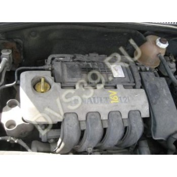 Renault Clio 1,2 16V Двигатель
