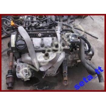 SEAT IBIZA 2000r Двигатель 1,4 MPI