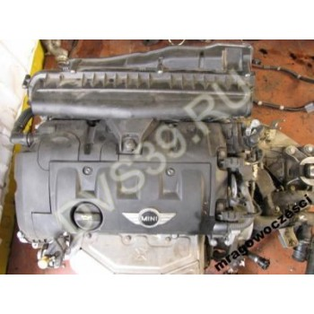 Двигатель MINI COOPER 1.6 16V 2007 Год MBGU30