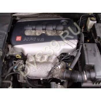 Двигатель  CITROEN C5 2.0 16V HPI EW10