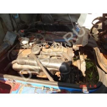 VW LT 28 1990 Год Двигатель