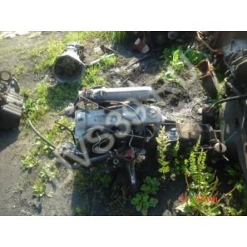 MERCEDES 207 (KACZKA) Двигатель 2.4