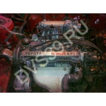 Toyota Celica Двигатель 4A-F72