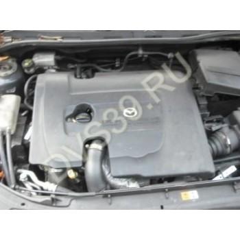 Двигатель MAZDA3 MAZDA 3 1.6CITD DIESEL 2005