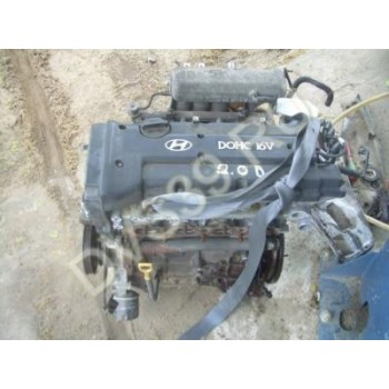 Hyundai Lantra 2.0 98 Год Двигатель