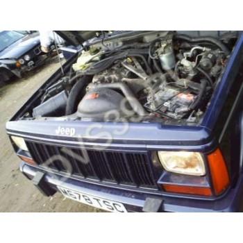 JEEP CHEROKEE 1996 2,5 TD Двигатель