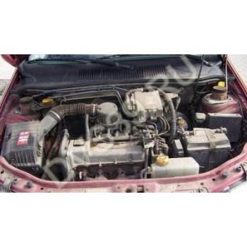 Двигатель FIAT PALIO SIENA 1.2 8V MPI