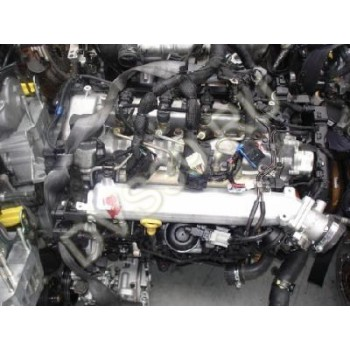 Двигатель Hyundai ix20 1,4 CRDi 60 тыс.км. k