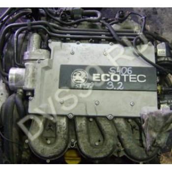 OPEL VECTRA C 3.2 Z32SE Двигатель